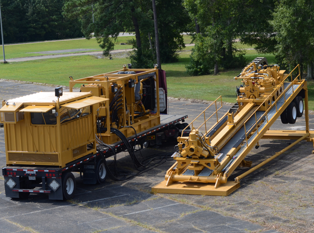 Dynamic Power™ HDD Drilling Rigs